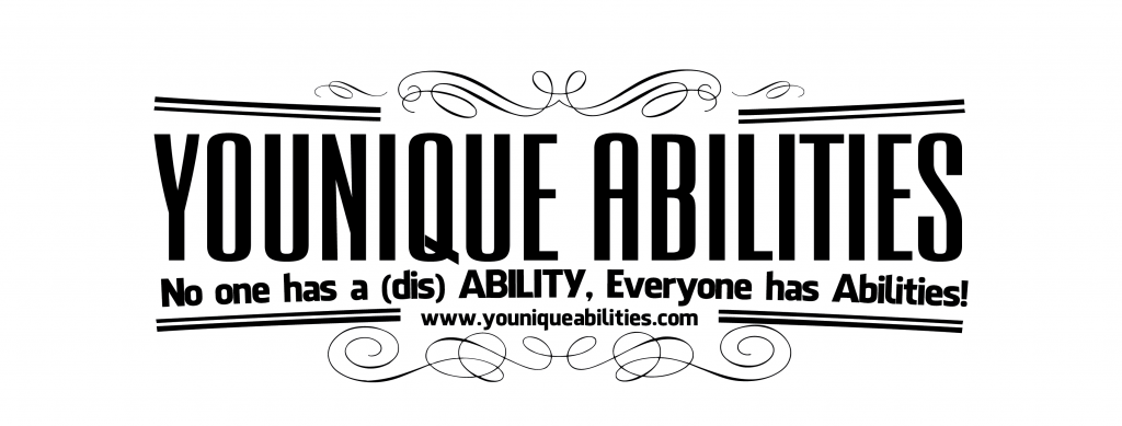 Younique Abilities Banner